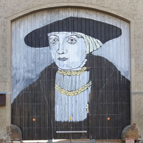 elisabeth of brandenburg mural art