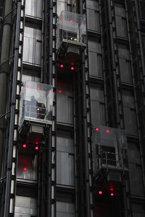 elivators  elevator  london