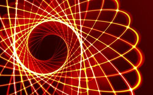 ellipse form background
