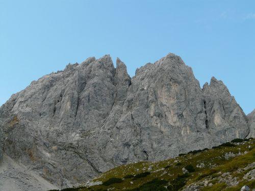 ellmauer halt mountains alpine