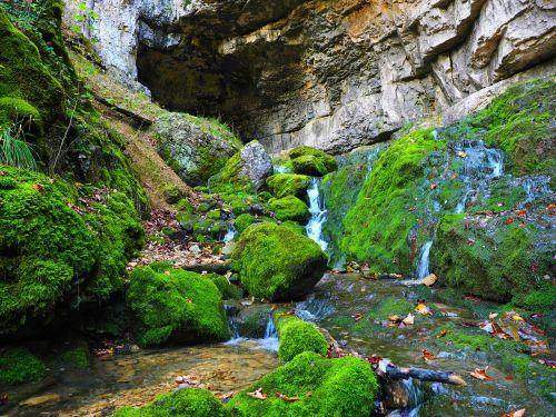 elsach river falkensteiner cave