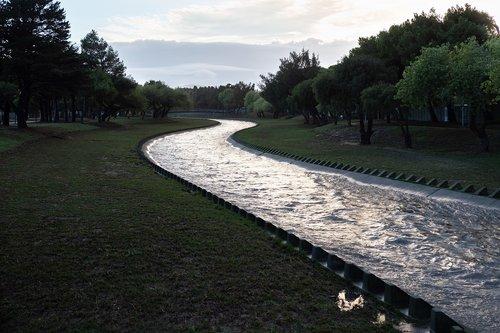 elsieskraal river canal  river  water