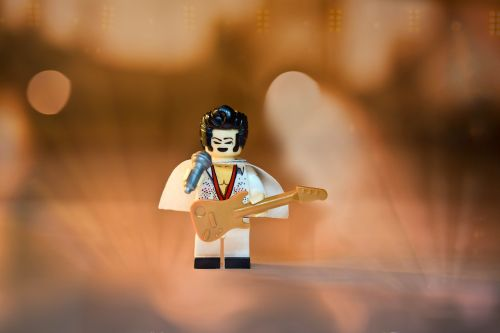 elvis presley concert musician