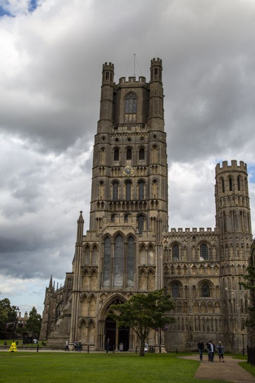 Ely Cathedral Cambridgeshire
