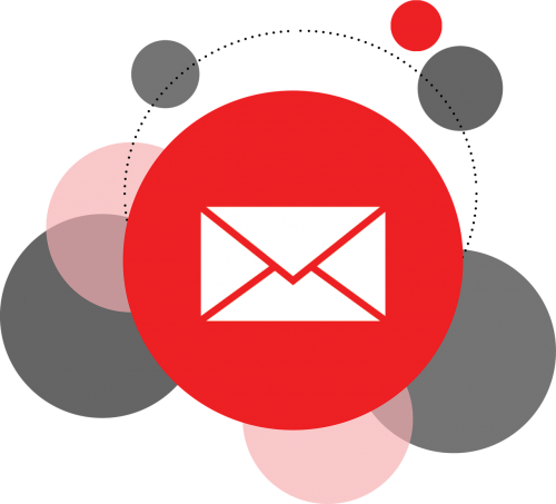 email icon button