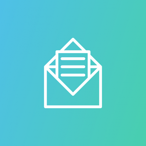 email open icon