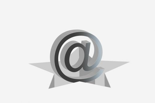 email email characters communication