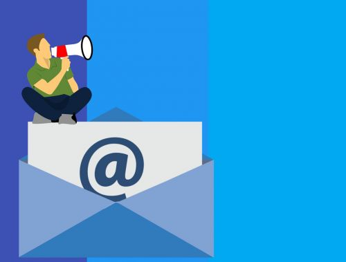 email marketing business image
