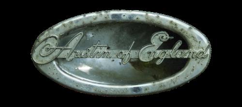 emblem austin of england austin