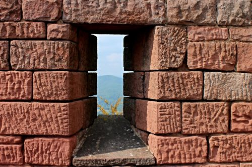 embrasure wall castle