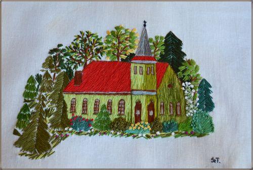 embroidery handwork hobby