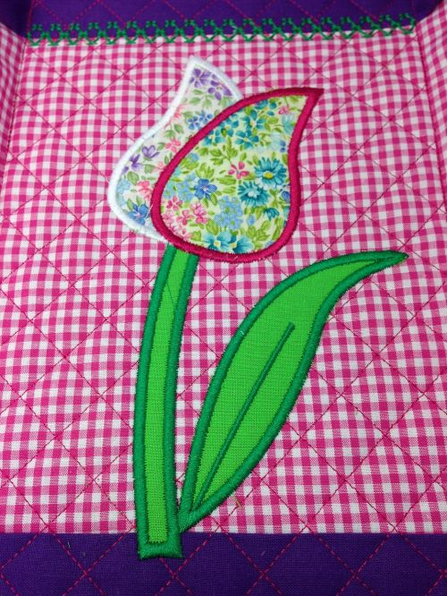 embroidery quilt sew