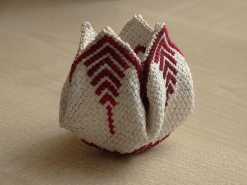 embroidery handicraft canvas
