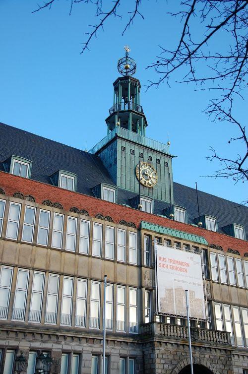 emden town hall east frisia