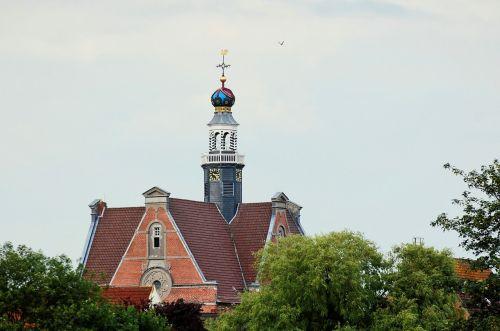 emden,nauja bažnyčia,reformuota,protestantas