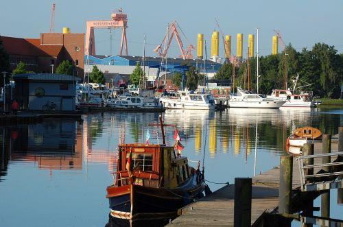 emden nordseewerke port