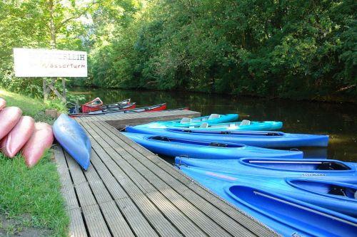 emden canoes boot