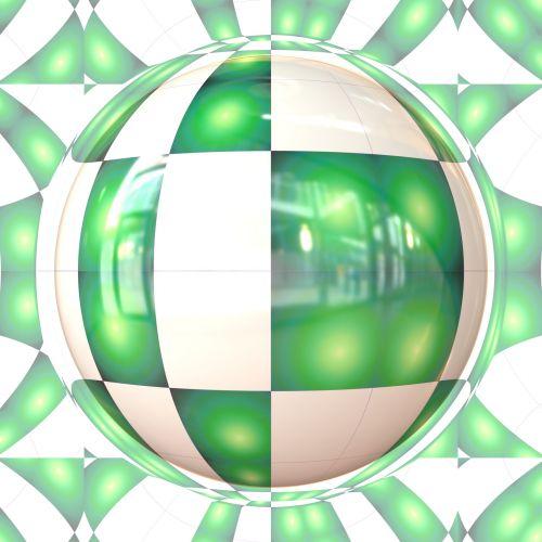 Emerald Dawn Sphere 2