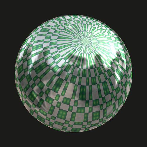Emerald Sphere