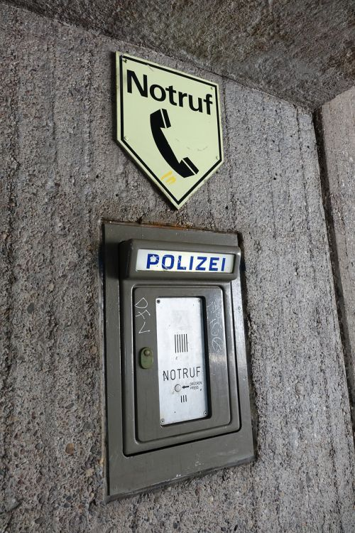 emergency pillar police
