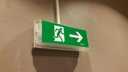 emergency exit escape rescue