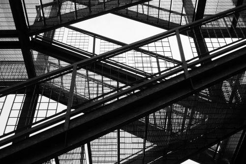 emergency exit stairs emergency