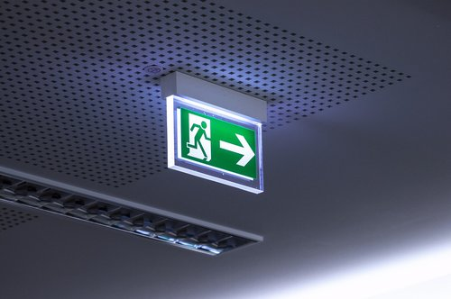 emergency exit  escape  fire