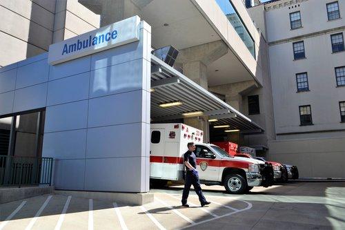 emergency room  ambulance  ems