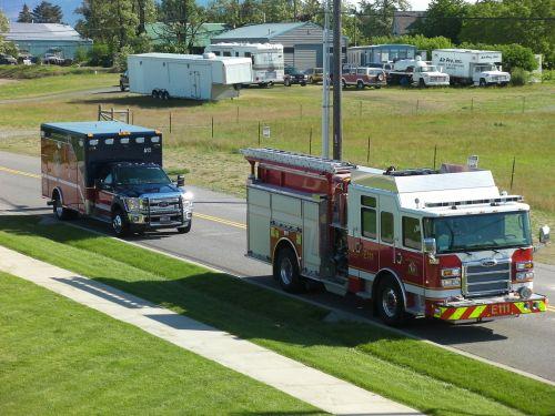 emergency vehicles ambulance emergency
