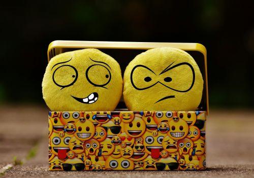emoticon smilies yellow