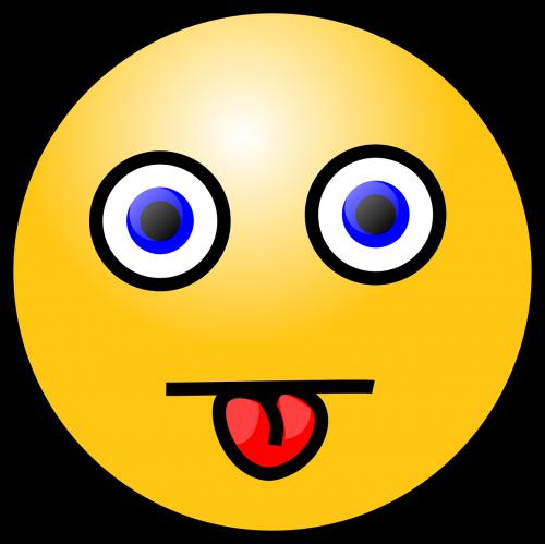 emoticon tongue emotion