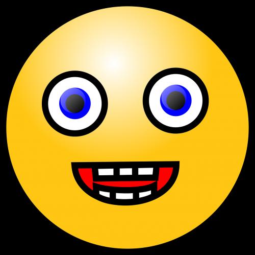 emoticon smiles expression