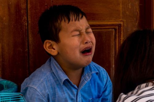 emotional sad childhood