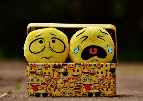 emotions cry sad