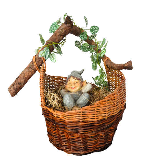emotions relaxation basket