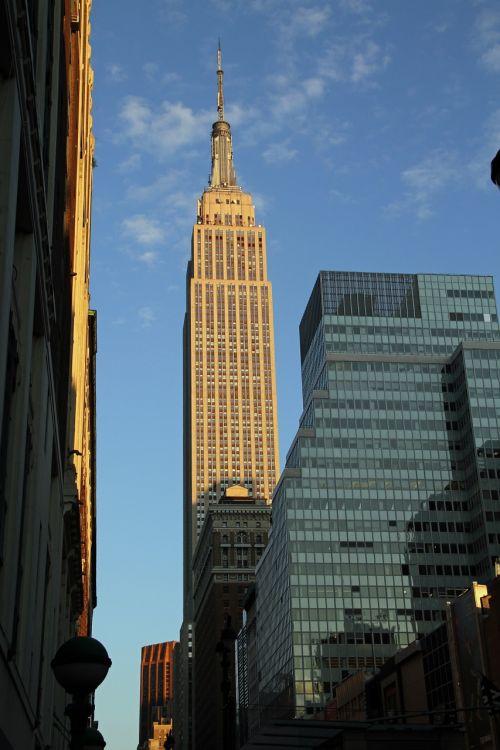 empire state new york architecture
