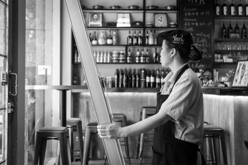 employee restaurant shanghai