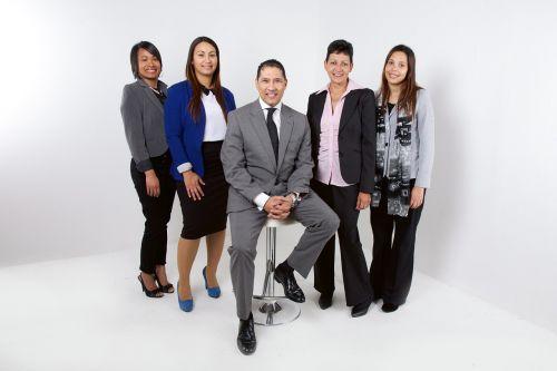 employees team corporate