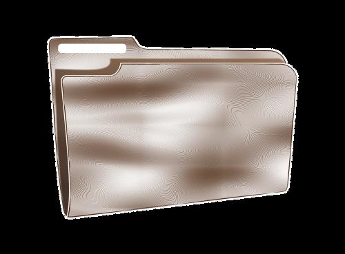empty folder file