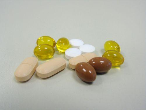 encapsulate pills vitamins