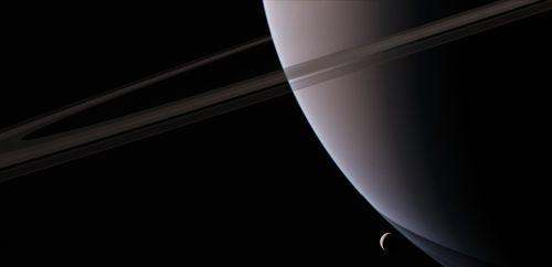 encelade saturn satellite