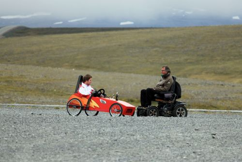 encounter wheelchair live