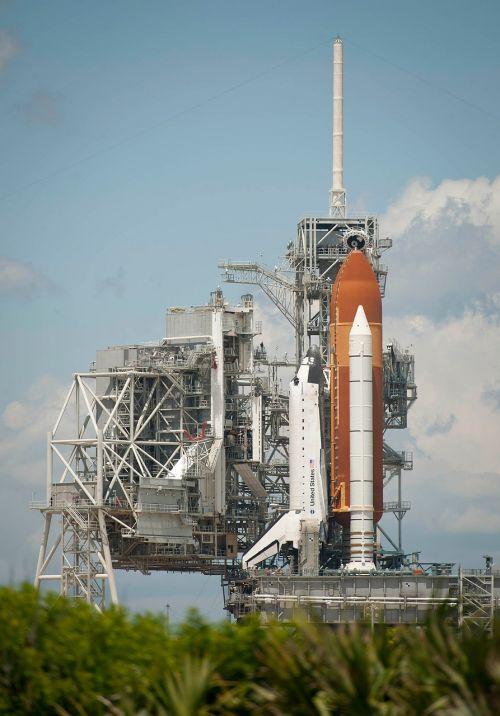 endeavour space shuttle launch mission