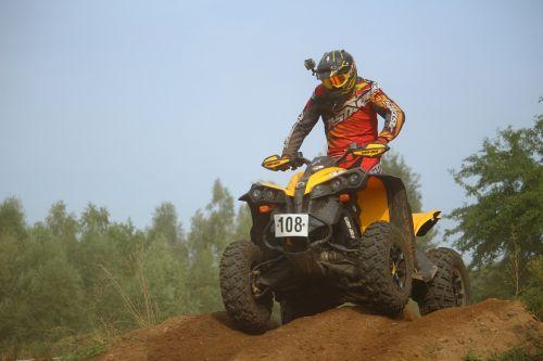 enduro quad motocross