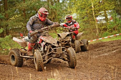 enduro quad dirtbike