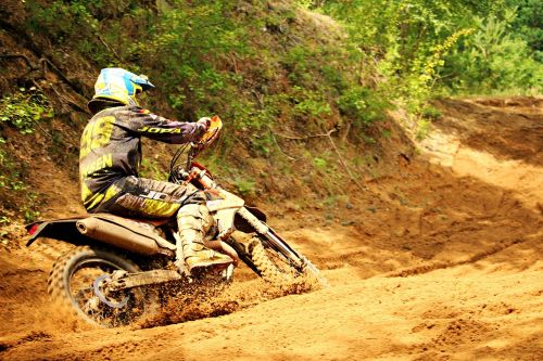 enduro dirtbike motocross