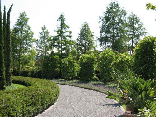 enea garden rapperswil landscape