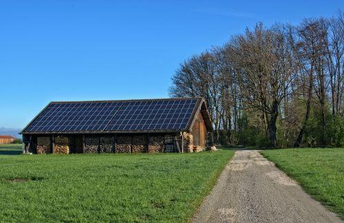 energy solar wood