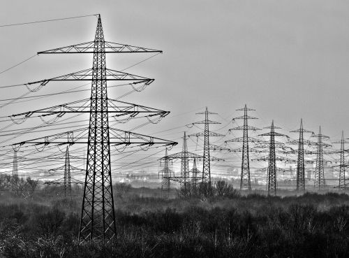 energy current power poles