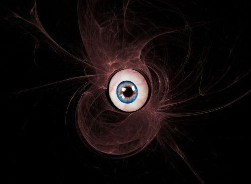 energy eye excitement